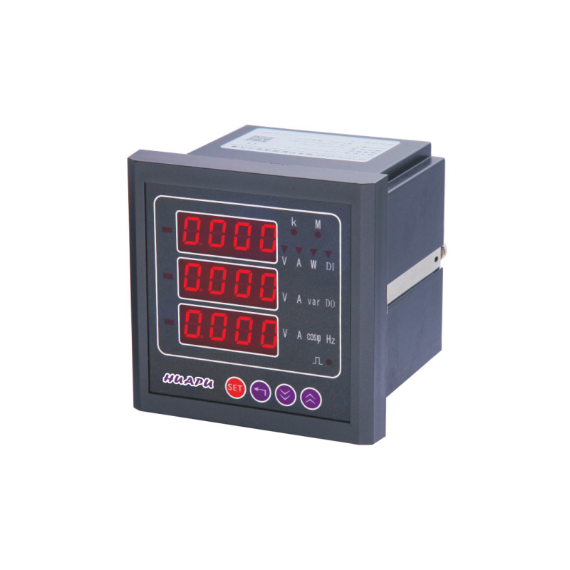 Digital display Three-phase Multi-functional Electric Meter