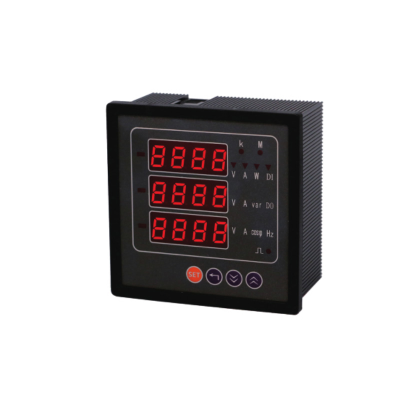 Digital display Economical Type Multi-functional Electric Meter